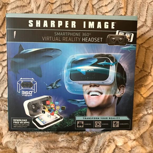 Sharper Image Other Smartphone 360 Vreality Headset Poshmark